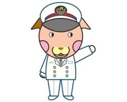 【現場突撃レポート第三弾】 君は「駅長犬シート」を知っているか?!