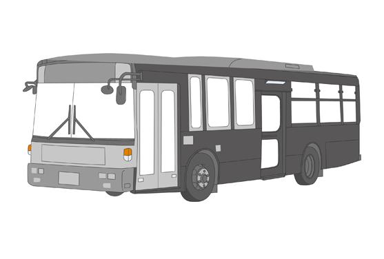 バス ラッピング1