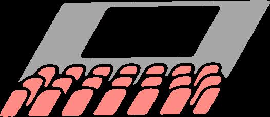 電動デジタルサイネージ