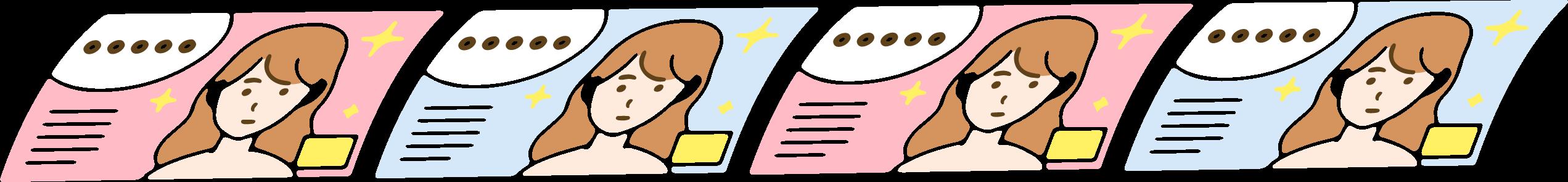 窓上ポスター