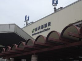 幕張メッセ来場者に向けてJR海浜幕張駅でプロモーションしませんか
